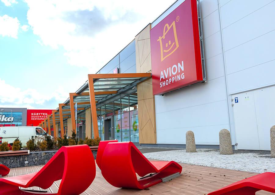 Referencie AVION Shoppping Park,Ostrava od Gremi Klima