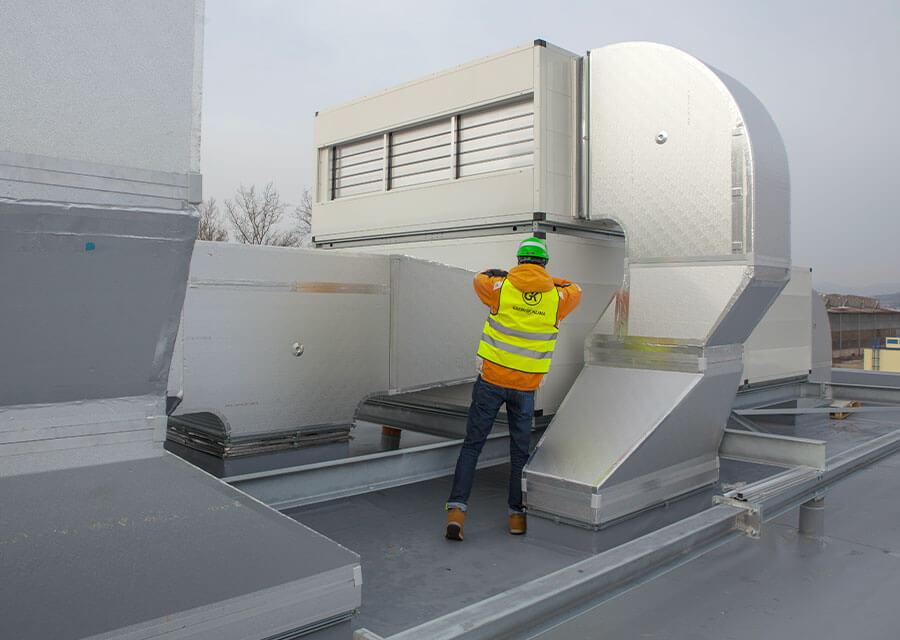 Vetranie a vzduchotechnika od Gremi Klima